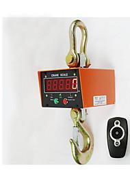 a escala do guindaste eletrônico portátil ocs-s1-100kg