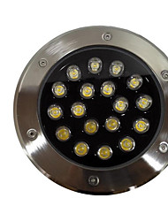 lampe led 12w souterrain en acier inoxydable souterrain lampe étanche