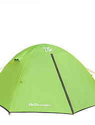 MOBI GARDEN 3-4 persons Tent Double Automatic Tent One Room Camping Tent OxfordKeep Warm Waterproof Portable Windproof Ultraviolet