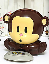 1 Pcs Cartoon Monkey Blowing Nails Blow Dry Device Little Monkey Nails Dry Machine Nail Dryer