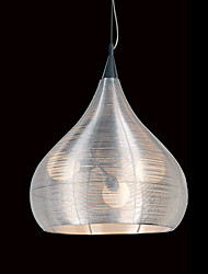 Aluminum Pendant Light   Modern/Contemporary Anodized Feature for Designers Metal Study Room/Office / Entry / Hallway