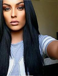 peruca brasileiro do cabelo humano peruca de luz yaki virgem frente para mulheres afro-americanas