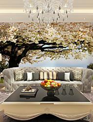Décoration artistique Fond d'écran pour la maison Contemporain Revêtement , Autre Matériel adhésif requis fond d'écran Mural , Couvre Mur