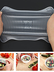 n cuchara de bicarbonato de especias '&lavavajillas tapas de silicona seguras, 4-pack