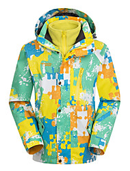 Hiking Softshell Jacket Kid's Unisex Waterproof Breathable Thermal / Warm Quick Dry Windproof Ultraviolet Resistant InsulatedSpring