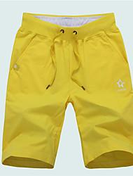 Herrn Laufen Shorts/Laufshorts Atmungsaktiv tragbar Antibakteriell Weich Komfortabel Frühling Sommer Übung & Fitness Laufen Baumwolle Lose