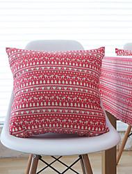 1 pcs Cotton Pillow Case,Floral Modern/Contemporary / Casual