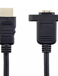 Cy® HDMI 1.3-HDMI 1.3 Extention Adaptateur 1080P 0.6m (2Ft)