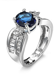 New Hot CZ Diamond Engagement  Ring AAA Cubic Zirconia Wedding Ring For Women