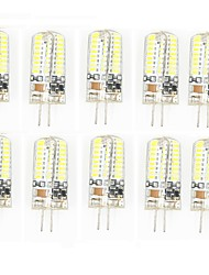 10 Pcs Verkabelt Others G4 64 led Sme3014 5W AC220-240 v 950 lm Warm White Cold White Double Pin Waterproof Lamp Other