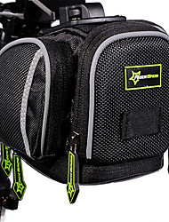 Bike BagPanniers & Rack Trunk Waterproof Waterproof Zipper Wearable Phone/Iphone Breathable Touch Screen Shockproof Bicycle Bag Nylon
