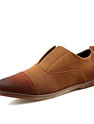 Herren-Loafers & Slip-Ons-Outddor / Lässig-LederOthers-Schwarz / Braun / Grau