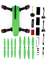 Green Smartphone Control RC FPV Racing Drone w/ 1806 Motors ESC for MR250P