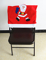 Chair Covers 50 x65cm Christmas Santa Claus