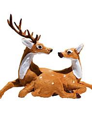 Decorazioni di Natale Regali di Natale Forniture per feste Natale Plastica