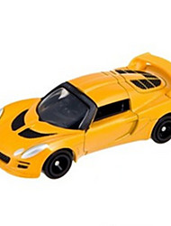 Vehicle Novelty Toy Car Novelty Yellow Metal