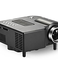 LCD Mini Projector QVGA (320x240) 500 Lumens LED 4:3,16:9