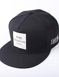 Caps / Chapéu Confortável / Protecção Unissexo Golfe / Esportes Relaxantes / Basebal Primavera / Verão Branco / Preto