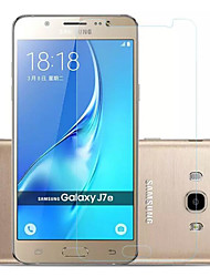 Asling para 2.5d borde de arco película de vidrio templado para Samsung Galaxy J7 (2016)