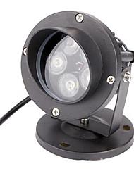 5W High Power LED Lawn Lamp Monochrome Waterproof