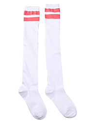 Knee-high Socks Stockings Windproof Knee Socks Women's Sports Socks