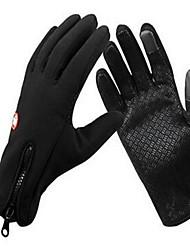 Спортивные перчатки Универсальные Перчатки для велосипедистов Осень Весна Лето Зима ВелоперчаткиБыстровысыхающий Пригодно для носки