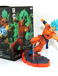 Dragon Ball Son Goku PVC 14CM Figures Anime Action Jouets modèle Doll Toy