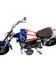 Action Figures & Stuffed Animals Model & Building Toy Novelty Motorcycle Metal Blue For Boys / For Girls