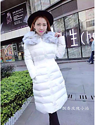European Grand Prix 2016 winter new women Nagymaros collar and long sections thick padded jacket coat big yards Slim tide