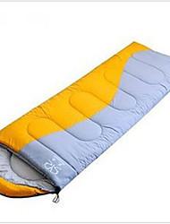 Спальный мешок Прямоугольный Двуспальный комплект (Ш 200 x Д 200 см) -15-20 Пористый хлопок 300г 190X75Пешеходный туризм Походы