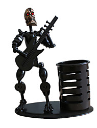 Display Model Model & Building Toy Toys Novelty Cylindrical / Musical Instruments Metal Black For Boys