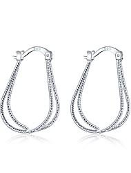 Women Classic Copper Geometric Earings E667 New Supplies Earrings Fashion High Quality