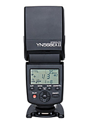 Yongnuo® YN - 568 with second generation flash 1/8000 of a second high speed synchronous and TTL large index master  for Canon
