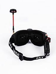 Общие характеристики Общие характеристики RC FPV Goggles / VR Черный Металл 1 шт.