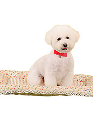 Cat / Dog Bed Pet Mats & Pads Casual/Daily Beige Fabric