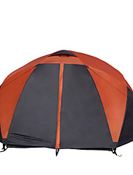 MOBI GARDEN 5-8 persons Tent Triple Automatic Tent One Room Camping Tent OxfordKeep Warm Waterproof Portable Windproof Ultraviolet