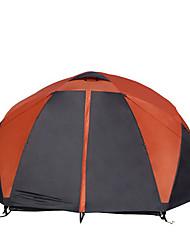 MOBI GARDEN® 5-8 personnes Tente Triple Tente automatique Une pièce Tente de camping OxfordEtanche Respirabilité Résistant aux