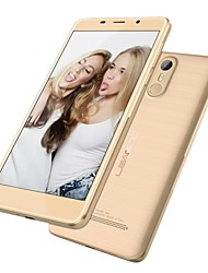 "LEAGOO M8 5.5 "" Android 6.0 Smartphone 3G (Double SIM Quad Core 13 MP 2GB + 16 GB Noir Doré)"