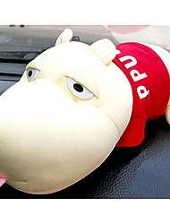 Cartoon Mouth Dog Bamboo Charcoal Package. In Addition To Charcoal Charcoal Package Activated Carbon Charcoal Doll Car Decoration