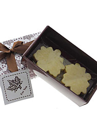 Wedding Gift Mini Maple Leaf Soap 33g