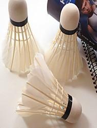 Badminton BälleEntenfeder) -Geringe Windlast Hochfest Hochelastisch Dauerhaft