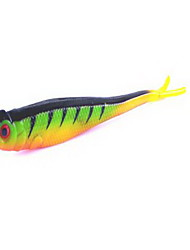 1 pcs Soft Bait Fishing Lures Soft Bait Random Colors g/Ounce mm inch,PVC Rubber Sea Fishing Freshwater Fishing