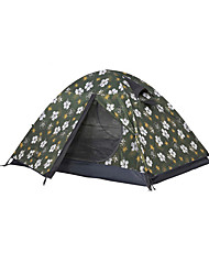 2 persons Tent Double Automatic Tent One Room Camping Tent OxfordKeep Warm Waterproof Portable Windproof Ultraviolet Resistant Foldable