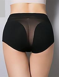 Women Sexy Solid Ultra Sexy PantiesCotton