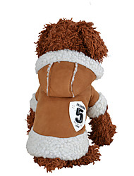 locomotive vest Pet dog apparel clothing clothes teddy dog clothes