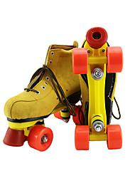 Желтый-Унисекс-Для прогулок-Синтетика-На низком каблуке-Others-Спортивная обувь