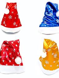 Weihnachts Geschenke Weihnachts Party Artikel Urlaubszubehör 4Pcs Weihnachten Gewebe Regenbogen