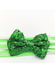 Girls Hair Accessories,All Seasons Black Gold Green