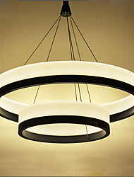 Flush Mount ,  Modern/Contemporary Traditional/Classic Others Feature for LED AcrylicLiving Room Bedroom Study Room/Office Game Room