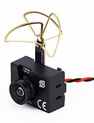 FX797T 5.8G 25mW 40 Channel AV Transmitter With 600 TVL Camera Soft Antenna